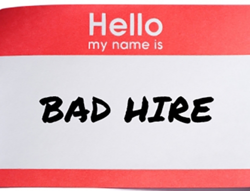 The Curse of the Bad Hire…